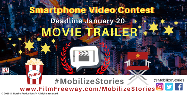 Smartphone Video Contest - Movie Trailer